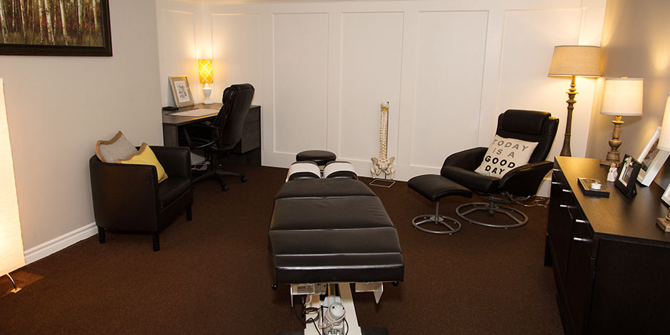 chiropractic office in Barrie