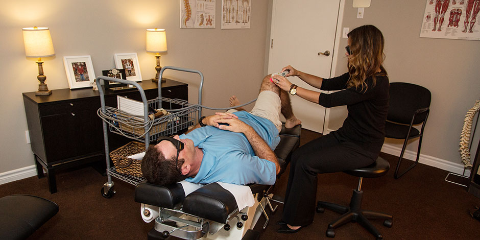 laser-therapy for tissue